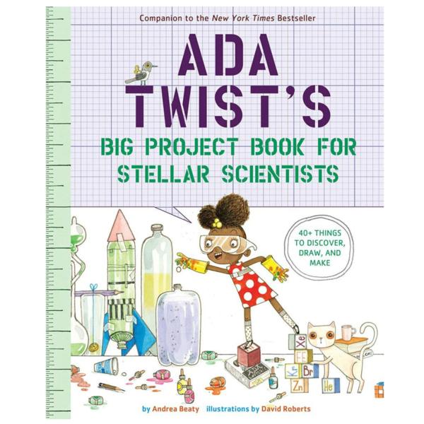 Abrams Books Book | Big Project | Ada Twist's Scientists