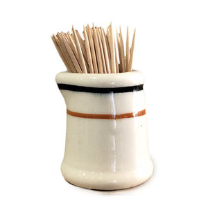PLENTY Crock | Stoneware | Small