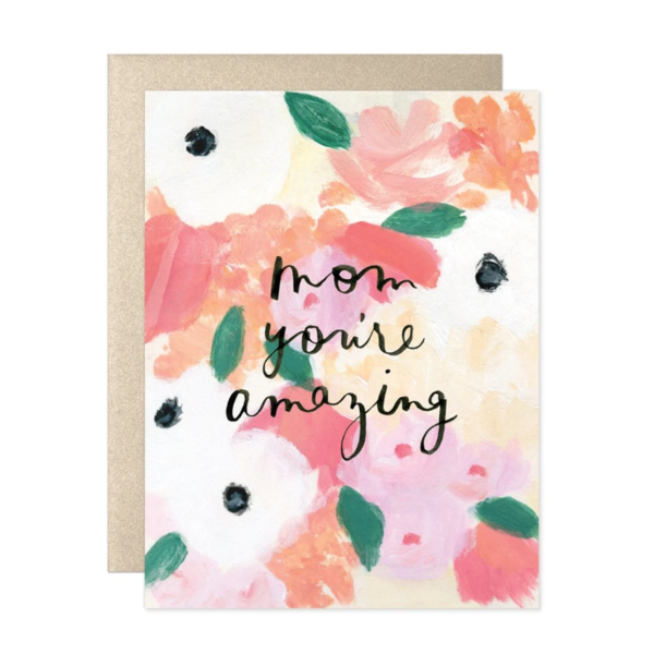 Our Heiday Card | Mom You're Amazing
