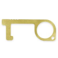 Zootility Tools Careful Key | Grip | 70% Copper