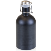 Picnic Time Growler | 64oz | Matte Black