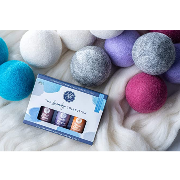 Woolzie Essential Oil Collection | Laundry