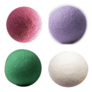 Woolzie Laundry | Wool Dryer Balls