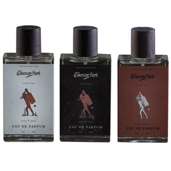 American Heritage Brands Spray Colognes