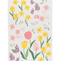 Tea Towel Set | Floursack | Flowers of the Month