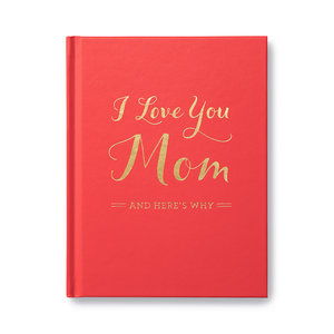 Compendium Book | I Love You Mom