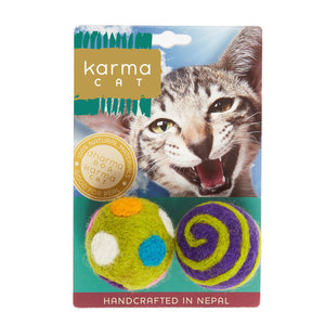 Cat Toy | 2-PK | Ball