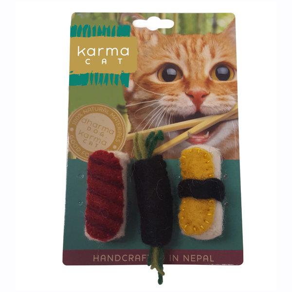 Distinctly Himalayan Cat Toy   3-PK   Sushi