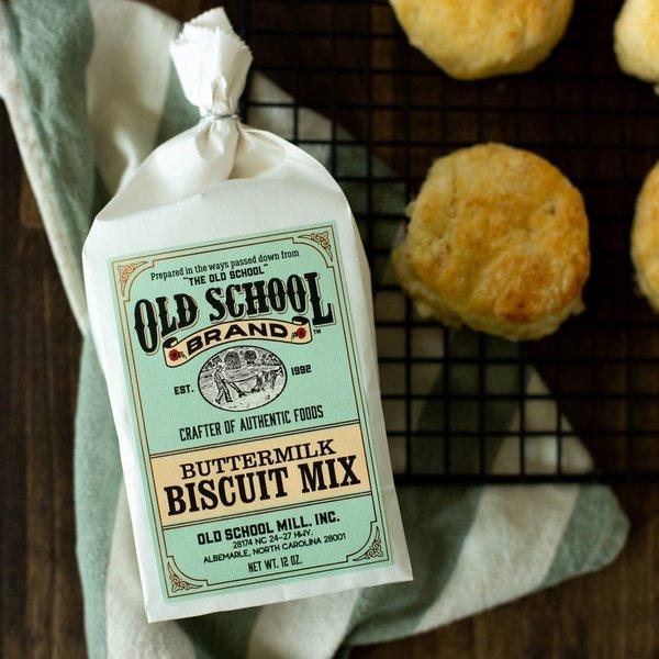 Old School Brand Baking Mixes | Old School