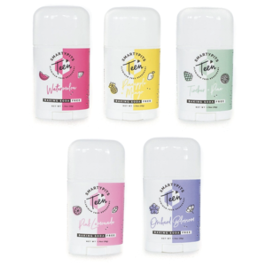 Smarty Pits Deodorant | Mini Teen
