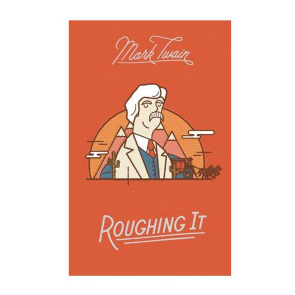 Gibbs Smith Book | Roughing It