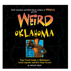 Sterling Publishing Book | Weird Oklahoma