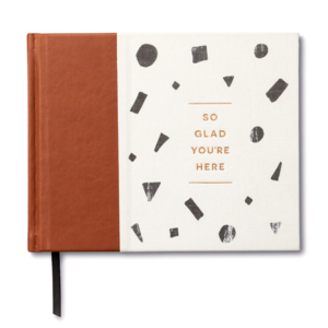 Guest Book | So Glad You're Here