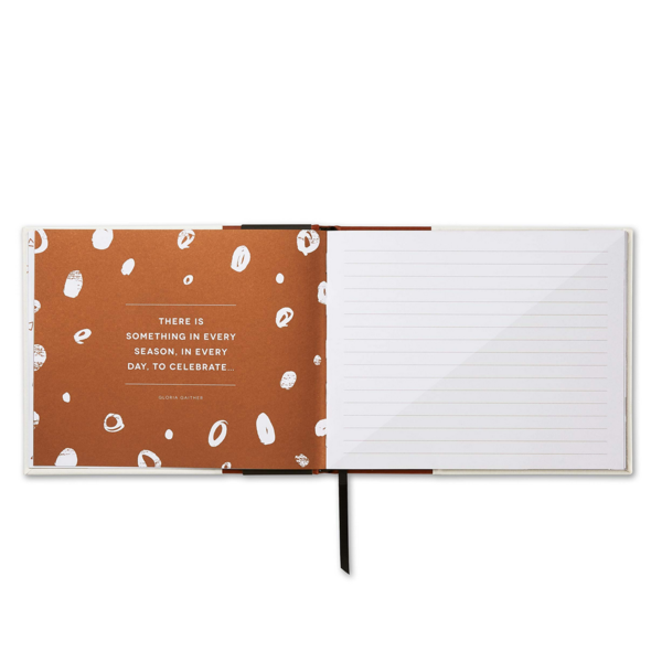Compendium Guest Book | So Glad You're Here