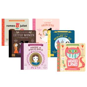 Gibbs Smith Books | Babylit [Female Lead]