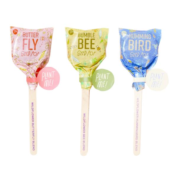 Seed Pops | Pollinator