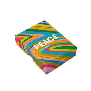 Chronicle Books Card Game | Peace
