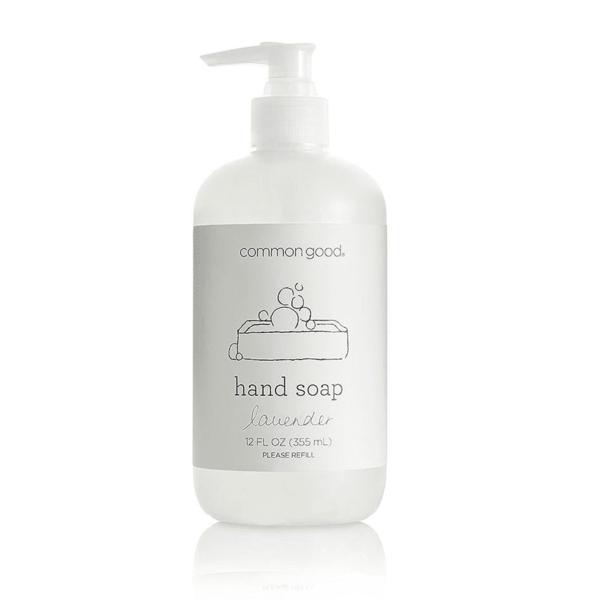 Common Good Hand Soap | Lavender | 12oz