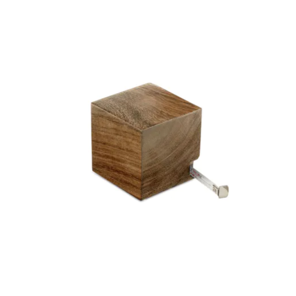 Texture Home Tape Measures   Wood