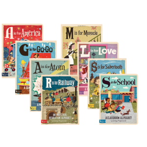 Gibbs Smith Books | Alphabet Collection