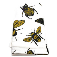 Counter Couture Tea Towel | Insects
