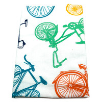 Tea Towel | Bikes
