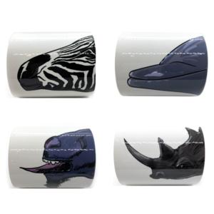 American Brand Studios Mug | Animal Snout