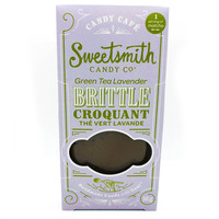 Sweetsmith Brittle | Lavender Green Tea