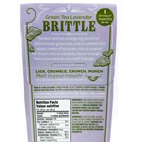 Sweetsmith Brittle | Lavender Green Tea