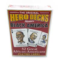 Channel Craft Hero Deck Cards   Black America