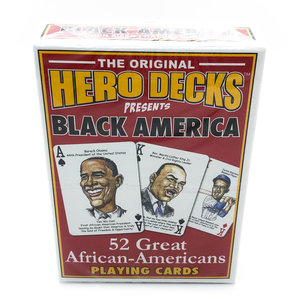 Channel Craft Hero Deck Cards | Black America