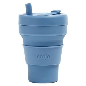 Stojo Collapsible Cup | 16oz | Steel