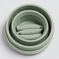 Stojo Collapsible Cup | 16oz | Sage