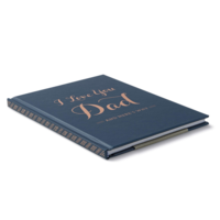 Book | I Love You Dad