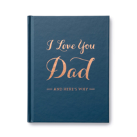 Compendium Book | I Love You Dad