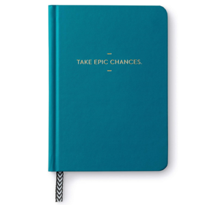 Compendium Journal | Take Epic Chances