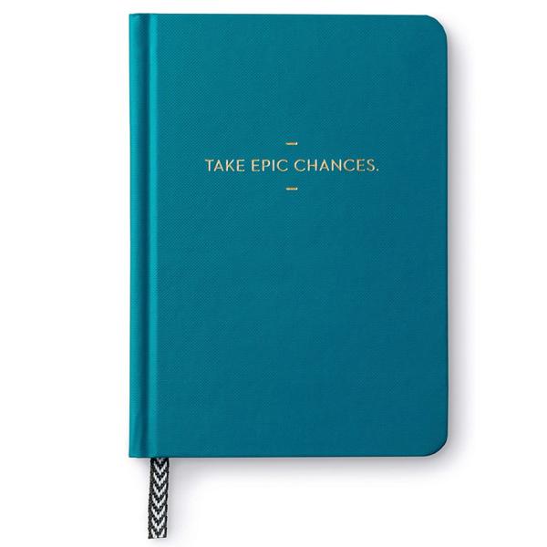 Compendium Journal | Take Epic Chances