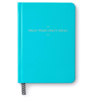 Compendium Journal | Trust Your Crazy Ideas