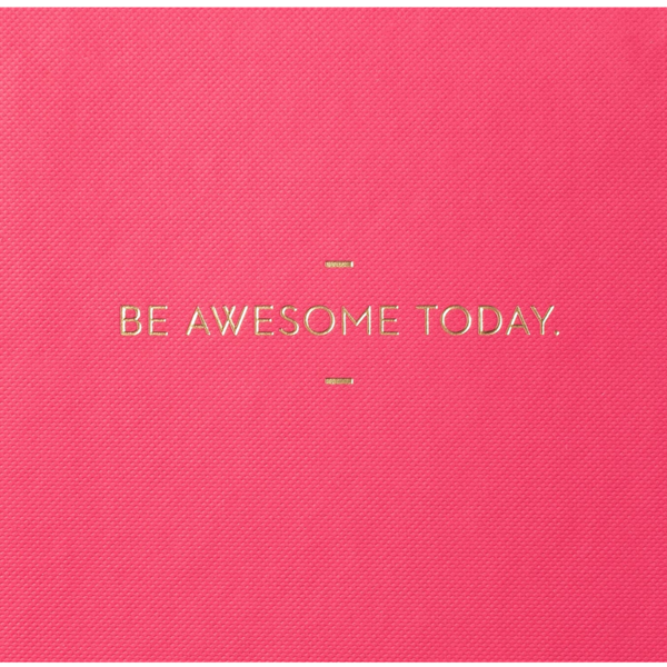 Compendium Journal | Be Awesome