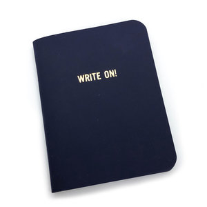 Original Brooks Notebook   Write On!