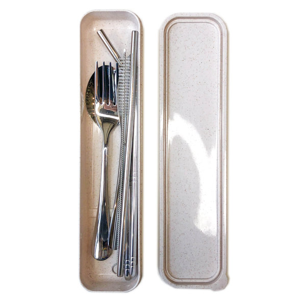 DHgate Boxed Flatware Set | Stainless Steel