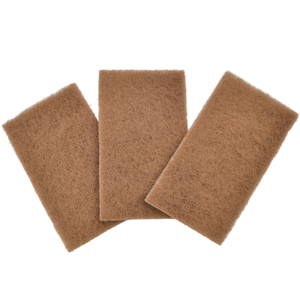 Full Circle Home Scour Pads | Walnut Shell