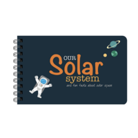 Papersalt Book   Our Solar System