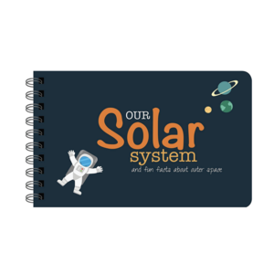 Papersalt Book | Our Solar System