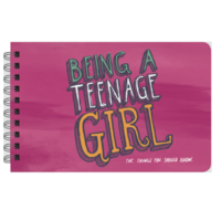 Papersalt Book | Being A Teenage Girl