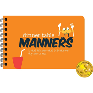 Papersalt Book | Dinner Table Manners