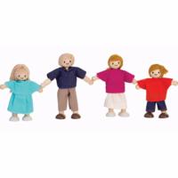 Plan Toys Doll Family | European