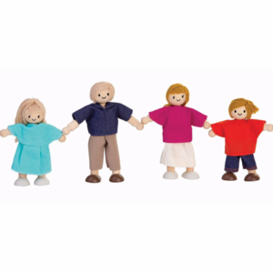 Plan Toys Doll Family | European
