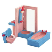 Plan Toys Play Set | Neo Bathroom