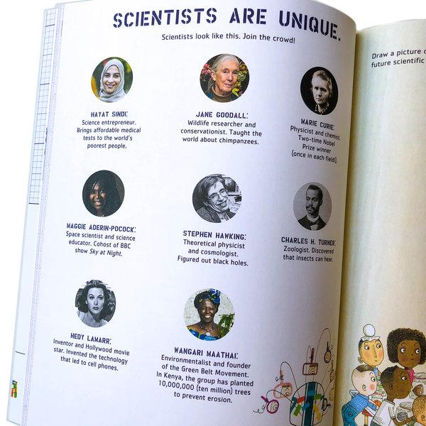 Abrams Books Book | Ada Twist | Scientist